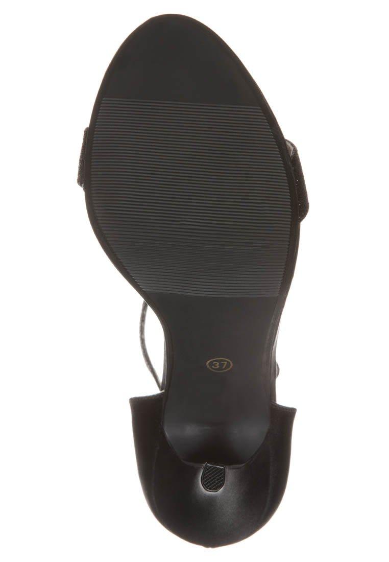 Victoria Delef High Heel Sandalette - negro - Zalando.de