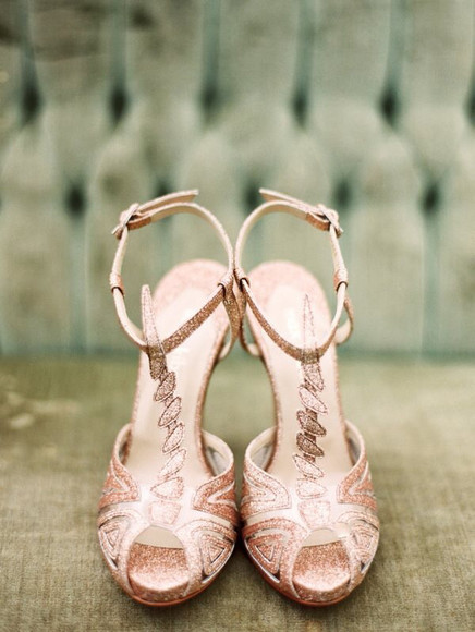 romantic shoes wedding shoes glitter shoes glamour amazing shoes weddings