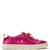 L.A. low-top satin trainers