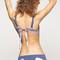 Dbrie morgan bikini bottom- white snake