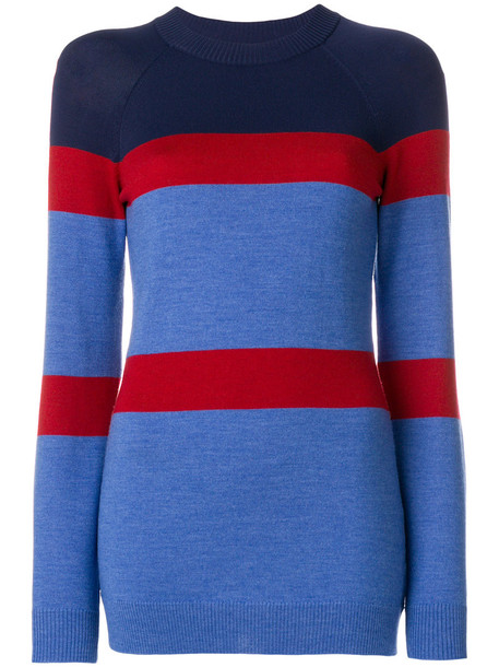 lndr top knitted top women blue