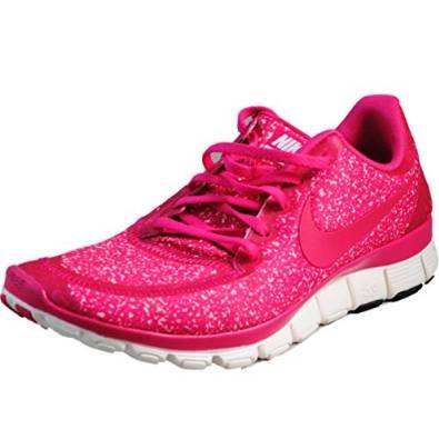 newest 12fc3 0fefc Nike Free Run 5.0 V4 Womens Running Shoes 511281 101   Amazon.com