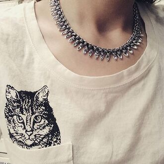 jewels shop dixi gypsy boho bohemian hippie grunge jewelery jewelry sterling silver ring necklace choker necklace