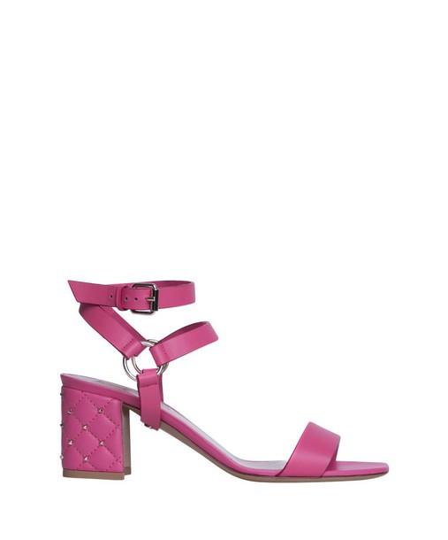 Valentino Garavani sandals leather sandals leather shoes