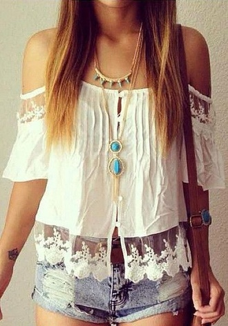 top vintage white top white t-shirt white crop tops vintage t shirt indie boho indie indie clothes girly girl girly wishlist t-shirt off the shoulder top