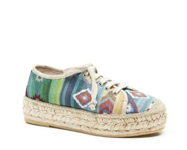 shoes espadriles ethnic alpargata