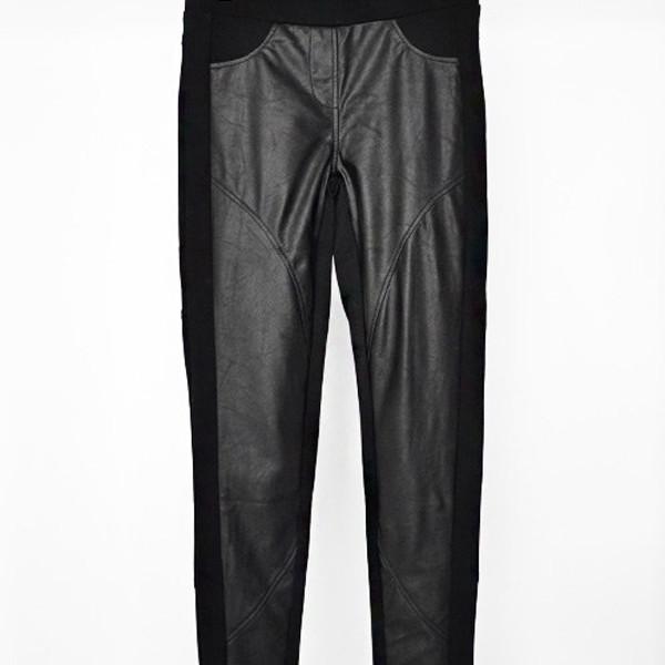 Catalina Leather Pants | Vanity Row