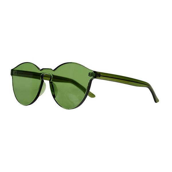 Frameless Transparent Glasses : TRANSPARENT FRAMELESS SUNGLASSES / 6 colors