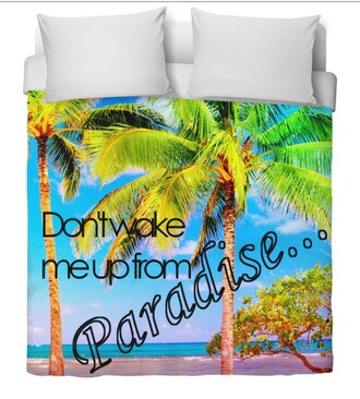 home accessory tropical duvet cover cute comforter cute bed tropical colorful bed comforter palm tree bedding