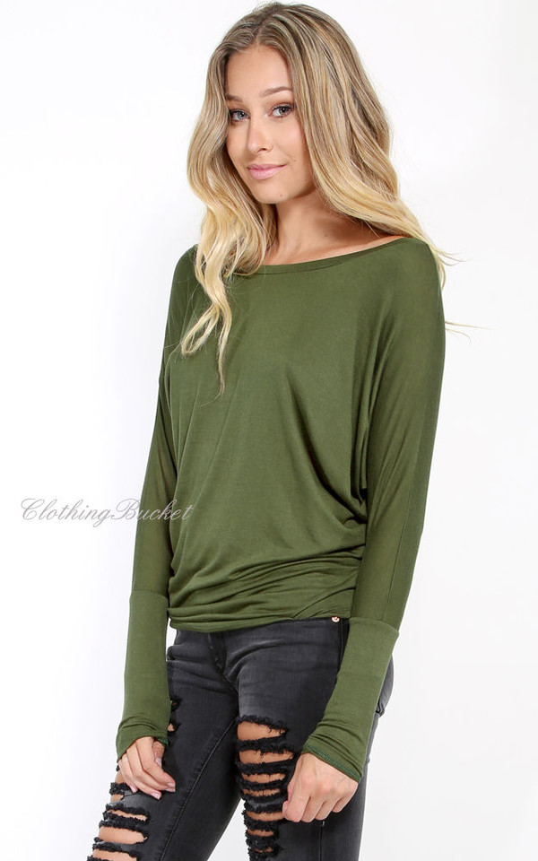 fall outfits fall sweater sweater green boho boho chic boatneck off the shoulder off the shoulder sweater long sleeves fashion clothes