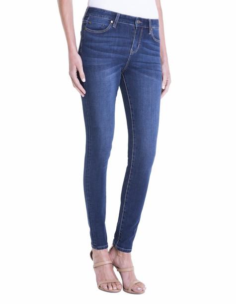 Liverpool jeans skinny jeans dark