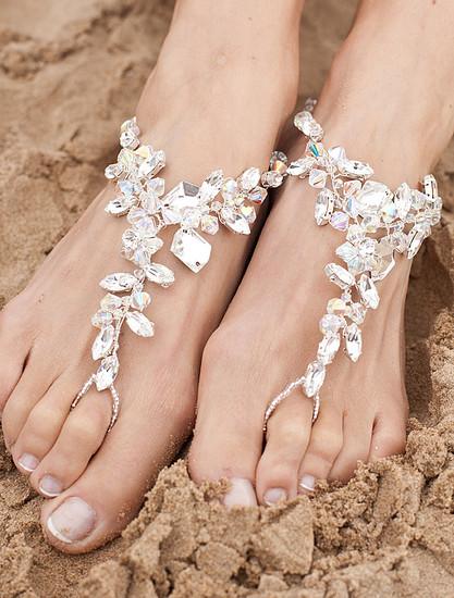 Bridal Foot Jewellery