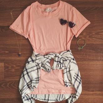 dress t-shirt t-shirt dress pink shade small mini baggy baggy pants