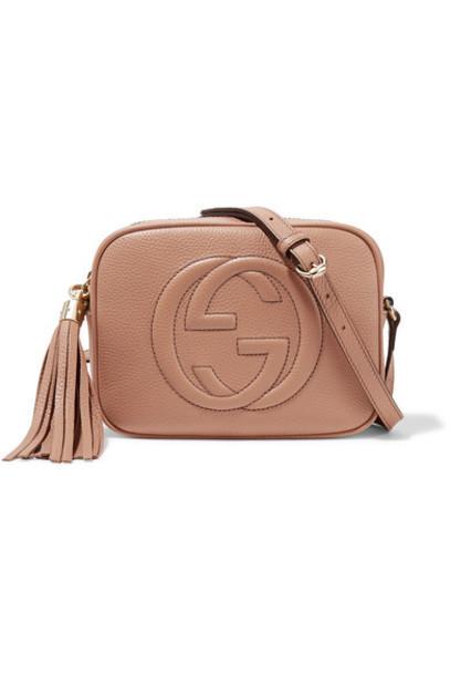 gucci bag shoulder bag leather