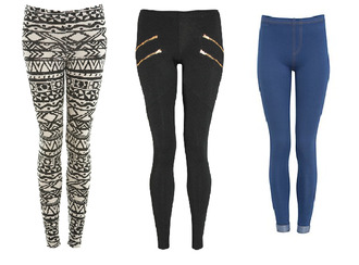 pants leggings black denim jeans zip aztec blue white