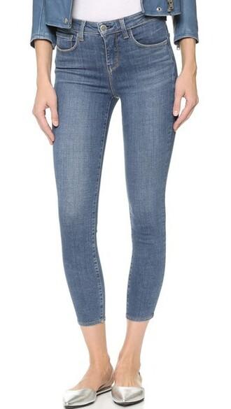 jeans vintage high light