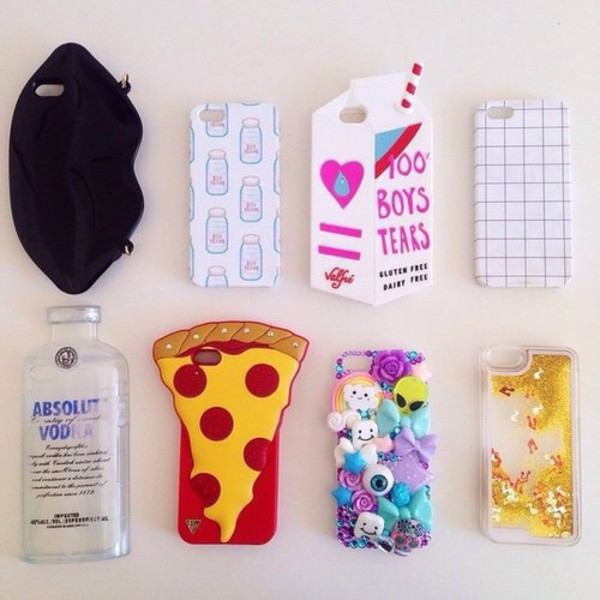 3D Boys Tears IPhone 6 Case Silicon By Valfre