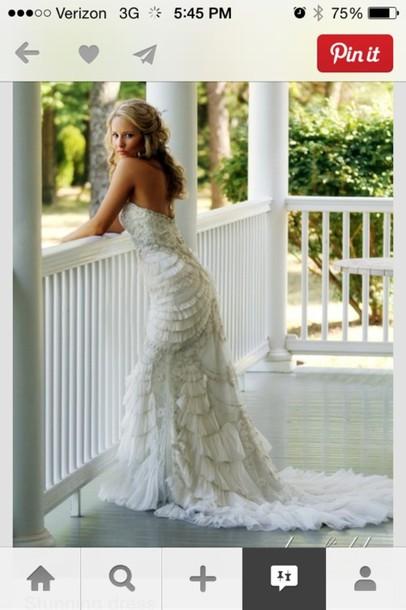 dress wedding designer