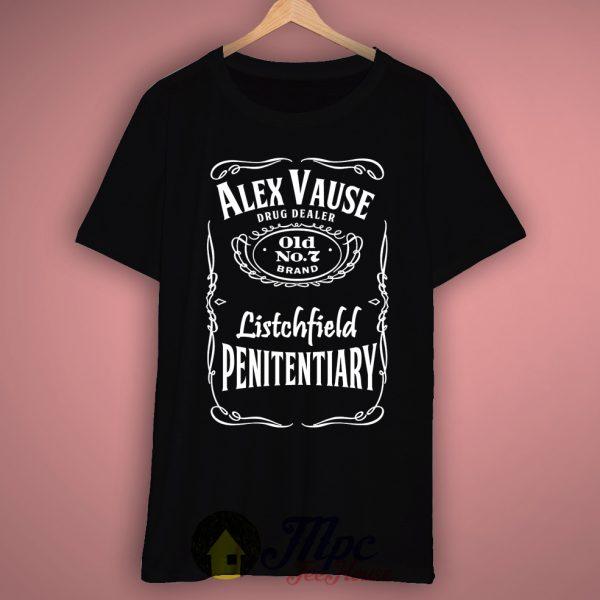 Alex vause T Shirt – Mpcteehouse.com