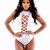 The Mykonos Showstopper Swimsuit (Pre Order)