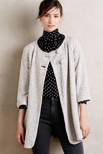 lauren conrad blogger coat
