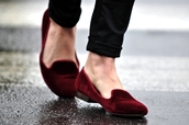 shoes,velvet,loafers,smoking slippers,velvet shoes