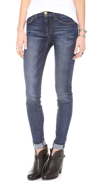 Current/Elliott The High Waist Skinny Jeans | SHOPBOP