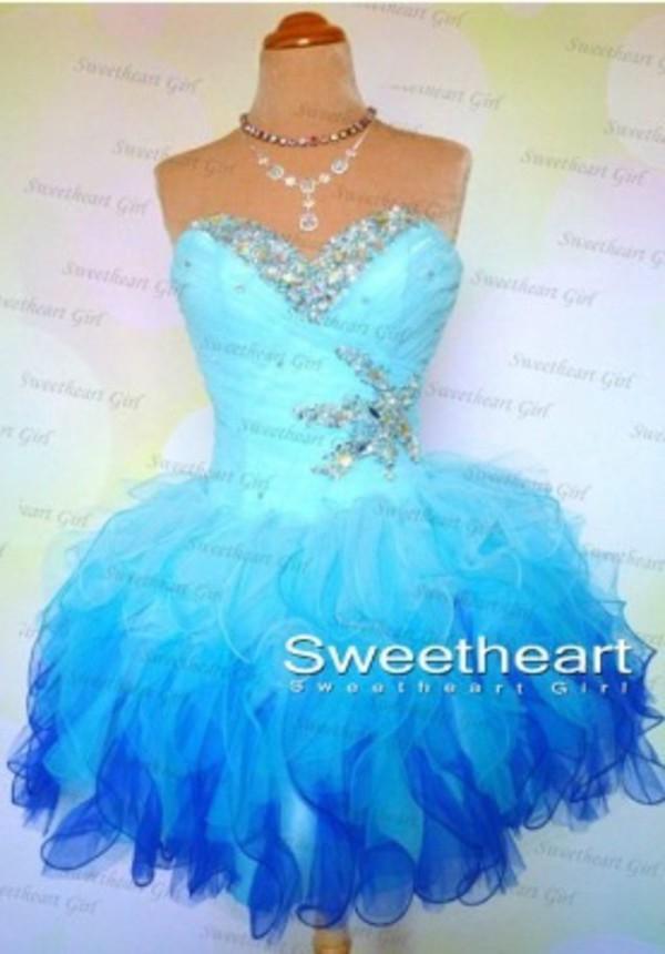 dress light blue dress dark blue cockta cocktail cocktail dress blue dress prom dress prom light blue dark blue dress