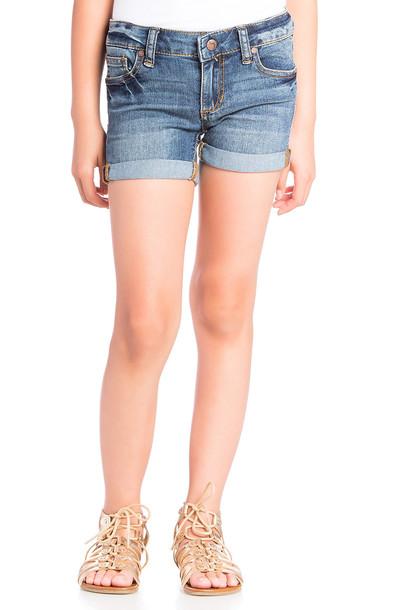 Joe's Jeans Kids jeans short blue