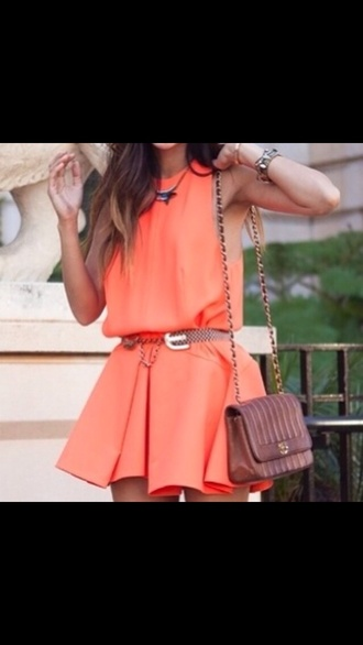 dress orange dress pretty dress cute dress summer dress brown bag shirt cute bag trendy necklace sweater hot hot dress hot pink brown stylish belt belt side bag brown leather side bag stylish bag bethany short dress short party dresses short casual dresses casual dress bag tank top sparkly tunic trendy casual autumn dark natural short style