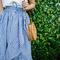 Diy ruffle hem wrap skirt | a pair & a spare