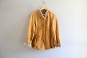 coat,suede coat,suede leather coat,suede fur coat,shearling jacket,boho suede coat