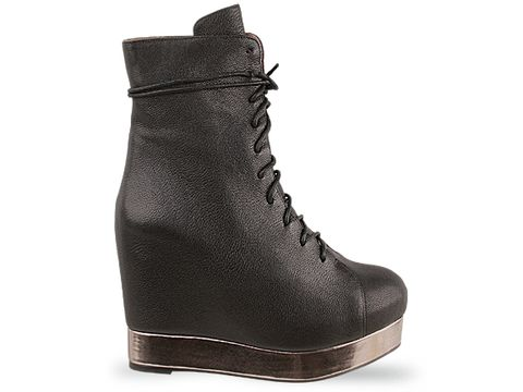 Jeffrey campbell back off in black silver at solestruck.com