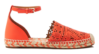 shoes red shoes espadrilles spring accessory