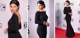 prom dress black glamgerous elegant dress gown