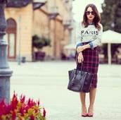skirt,falda,jersey