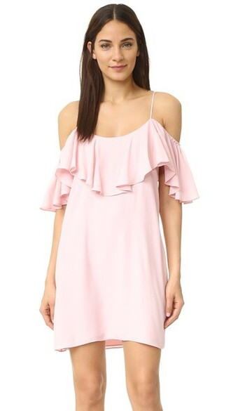 dress pink blush