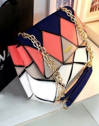 bag colorful purse designer runway work