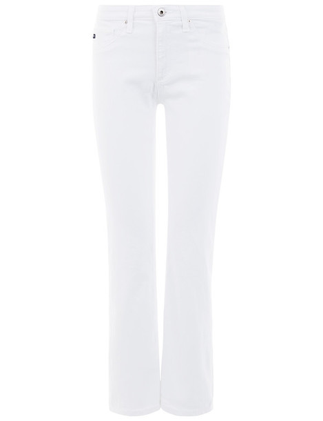 ag jeans jeans white