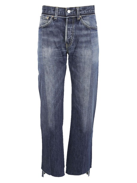 Vetements jeans blue
