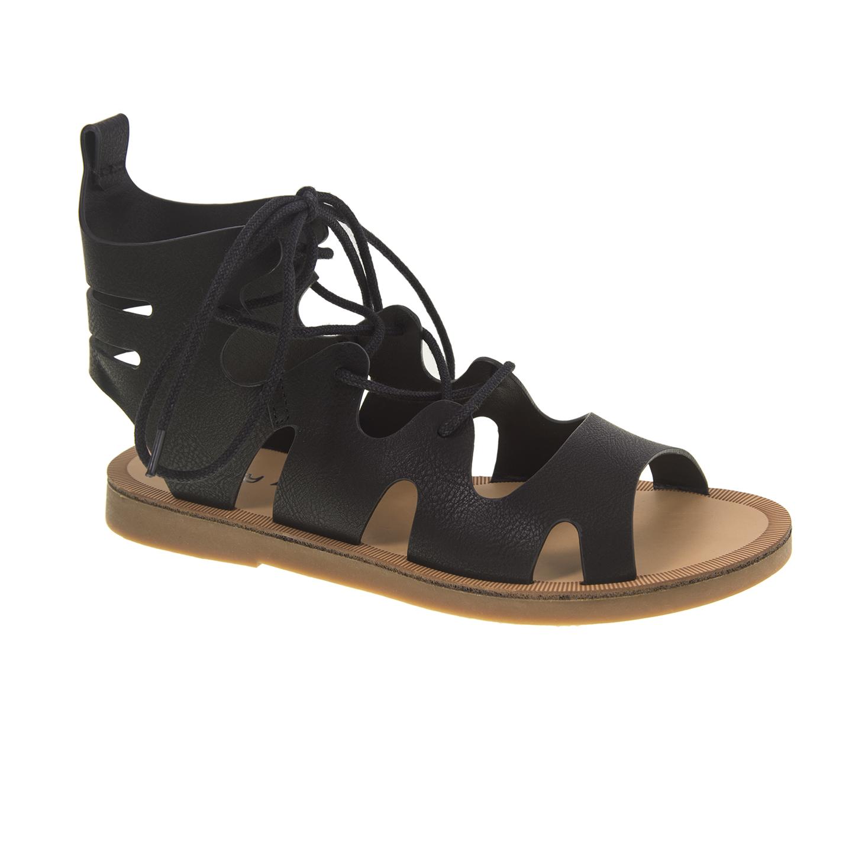 Bevelled Flat Sandal | Chinese Laundry