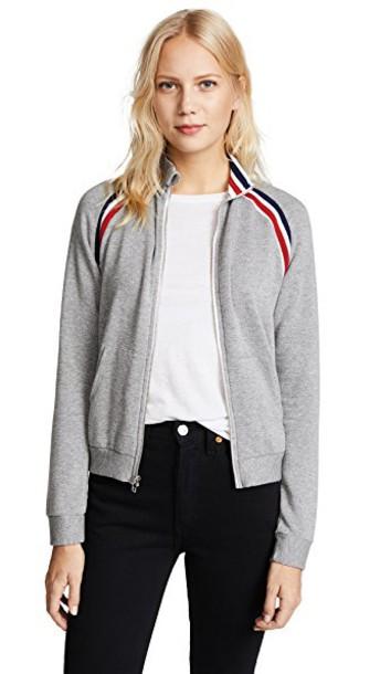 jacket grey heather grey