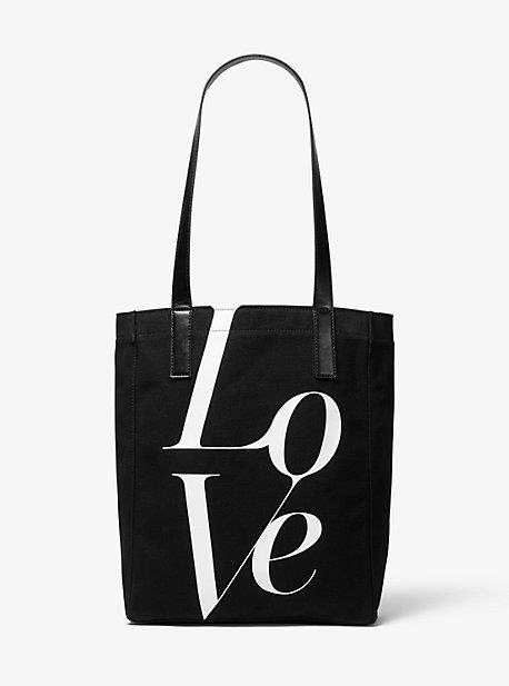 Watch Hunger Stop Love Tote Bag