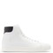 Wink high-top leather trainers