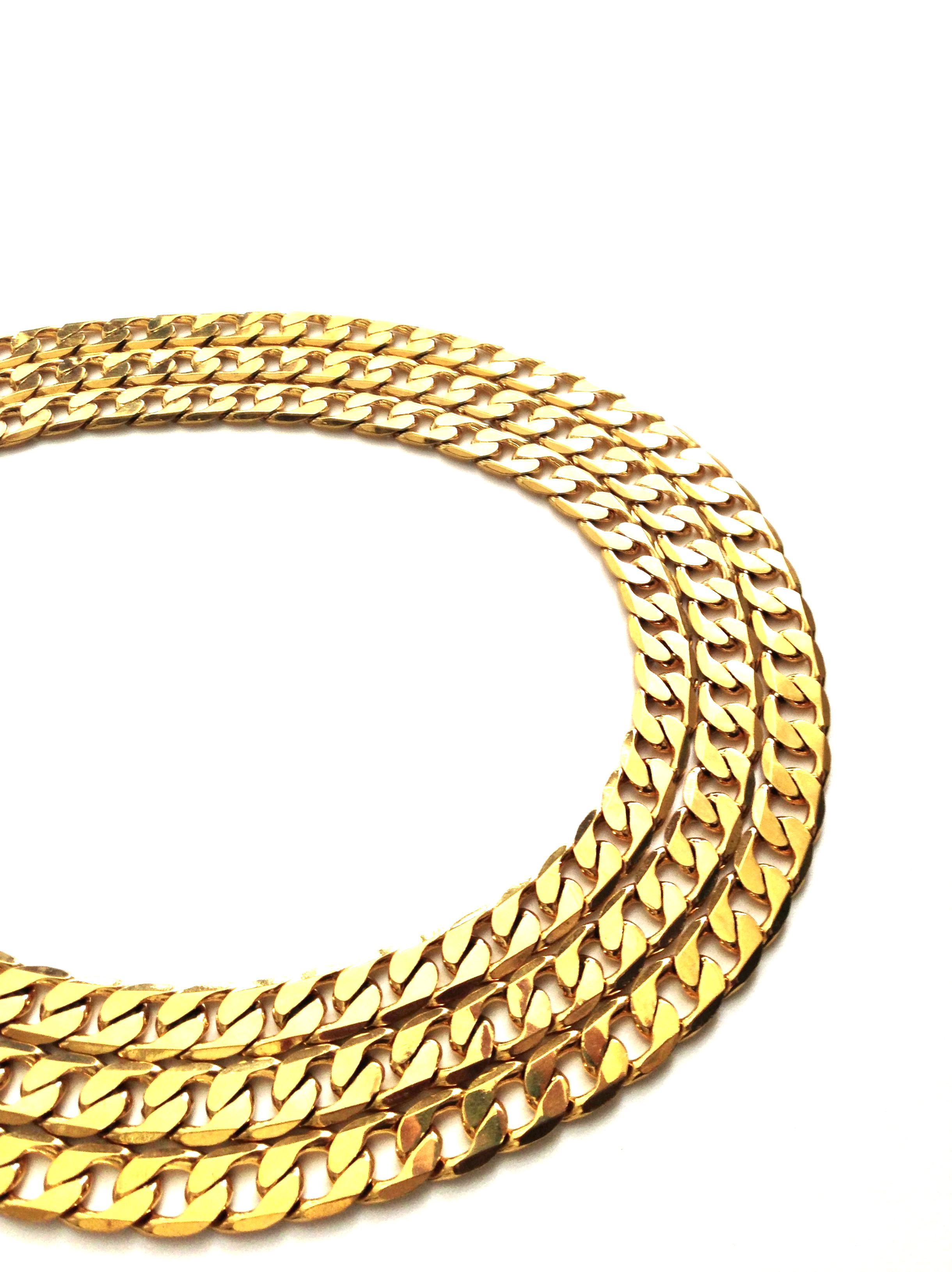 NECKLACE - gold – MARRIN COSTELLO JEWELRY