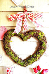 home accessory,heart,heart wreath