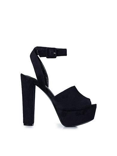 Platform Pump - Nly Shoes - Zwart - Uitgaansschoenen - Schoenen - Vrouw - Nelly.com