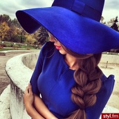 top,zara,blouse,dress,blogger trend,bloggers style,blue hat,sexy dress