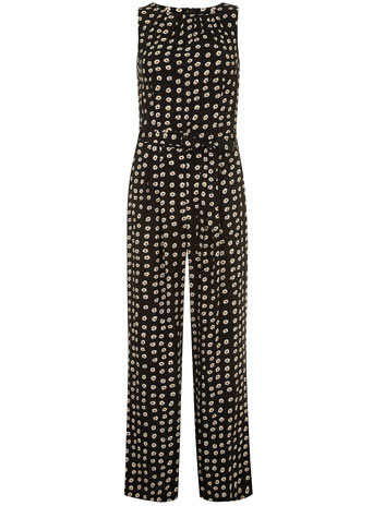 Daisy palazzo jumpsuit - Playsuits & Jumpsuits  - Clothing  - Dorothy Perkins
