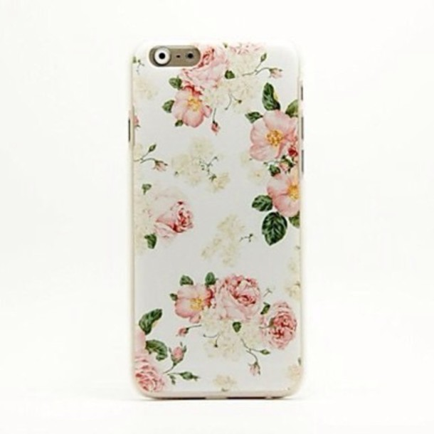 iphone 6 case flowers